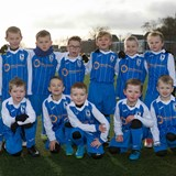 Abertillery Bluebirds score with sponsorship