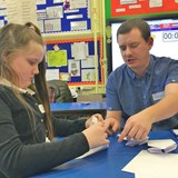 Wales & West Utilities give Mountain Ash pupils an insight into the world of work
