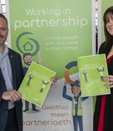 Partnership improves the lives of older people in Wales