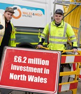 North Wales continues to benefit from multi-million-pound investment in gas network