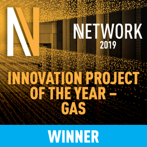 Innovation Project of the Year 2019 - Gas
