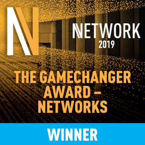 Game Changer Award 2019 - Networks
