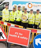 Wales & West Utilities receives prestigious oil & gas safety award from RoSPA