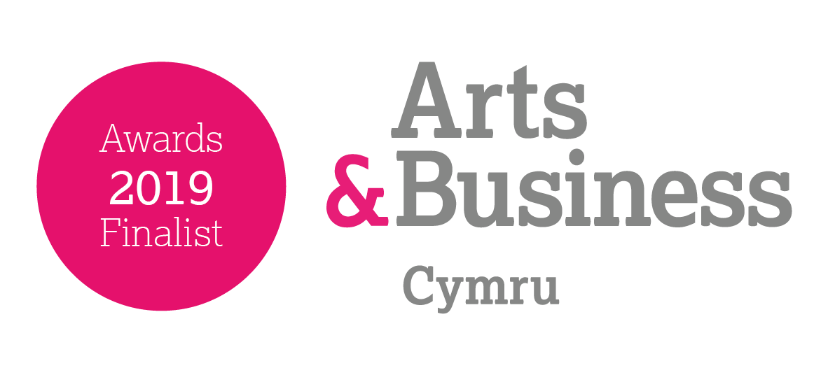 Awards 2019 Finalist Arts & Business Cymru